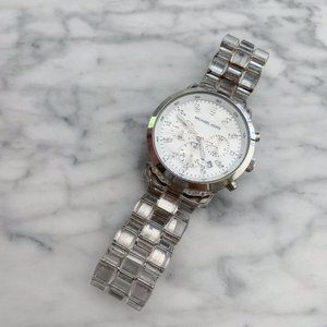Michael Kors Lucite/Mother Of Pearl Watch